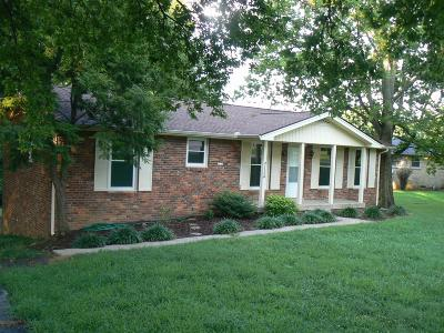 Hendersonville Single Family Home For Sale: 134 Gatone Dr
