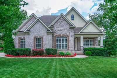 Spring Hill Single Family Home For Sale: 1219 White Rock Rd