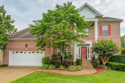 Nashville Single Family Home For Sale: 1208 Wexford Downs Ln