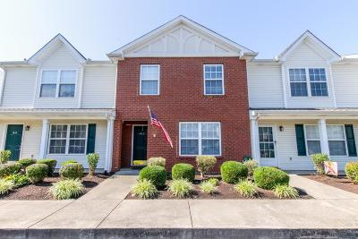 Murfreesboro Condo/Townhouse For Sale: 413 Arapaho Dr