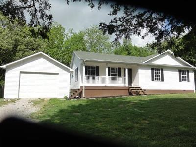 Cookeville Single Family Home For Sale: 344 Vinson Ave