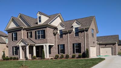 Murfreesboro Single Family Home For Sale: 2833 Battleground Drive -lot 91