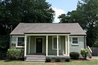Single Family Home For Sale: 1403 Harwood Dr