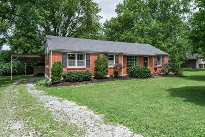 Nashville Single Family Home For Sale: 32 Cameo Dr