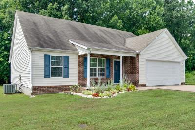 Lebanon Single Family Home Under Contract - Showing: 708 Cotton Cloud Ln