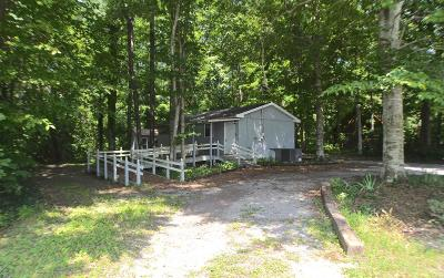 Smithville TN Single Family Home For Sale: $60,000