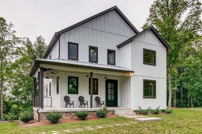 Lebanon Single Family Home For Sale: 857 Taylorsville Rd
