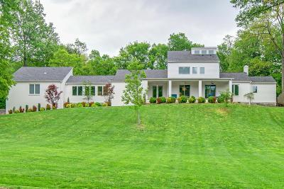 Green Hills Single Family Home For Sale: 3420 Valley Brook Rd