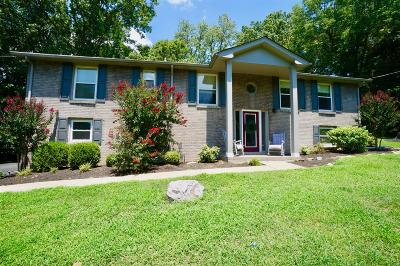 Mount Juliet Single Family Home For Sale: 590 Weeping Elm Rd