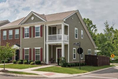 Williamson County Condo/Townhouse For Sale: 2103 Hemlock Dr