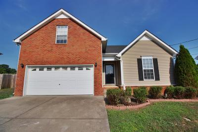 Lavergne Single Family Home For Sale: 111 Macaw Ln