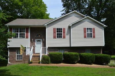 Spring Hill  Single Family Home For Sale: 2416 Spring Lot Ln