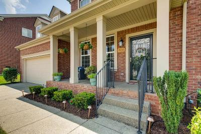 Mount Juliet Single Family Home Under Contract - Showing: 703 Crestmark Dr