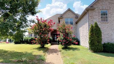 Single Family Home For Sale: 616 Regent Park Dr