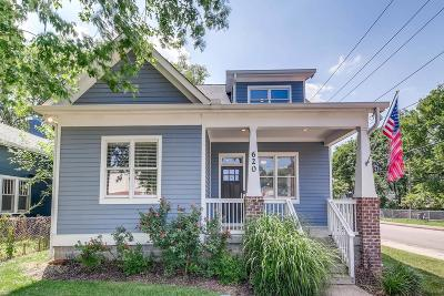 Single Family Home For Sale: 620 Stockell St