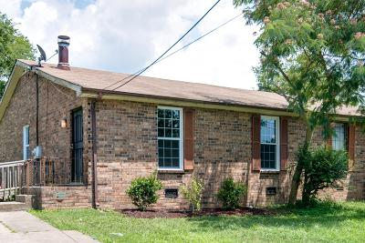 Nashville Single Family Home Under Contract - Showing: 3878 Lunn Dr