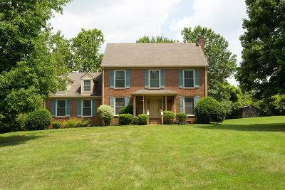 Mount Juliet Single Family Home Under Contract - Showing: 1906 Longview Ct
