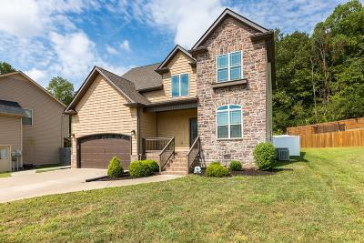 Clarksville Single Family Home For Sale: 1239 Brigade Dr