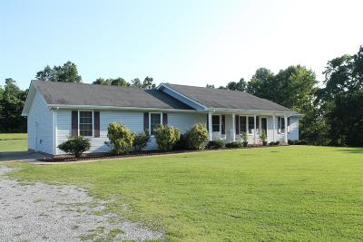 Houston County, Montgomery County, Stewart County Single Family Home Under Contract - Not Showing: 1130 Grays Chapel Rd