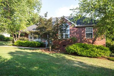 Mount Juliet Single Family Home Under Contract - Showing: 4003 Omaha Ct