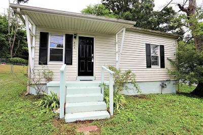 Columbia  Single Family Home Under Contract - Not Showing: 805 Eastview Dr