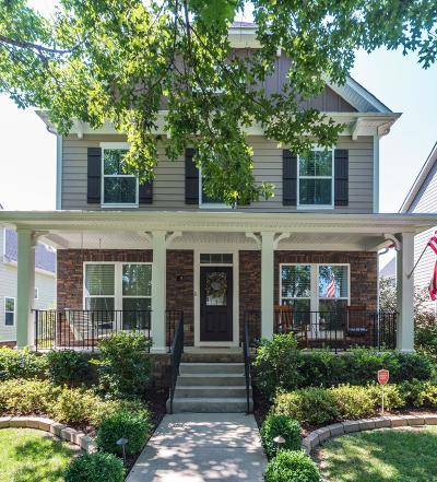 Williamson County Single Family Home For Sale: 833 Shade Tree Ln