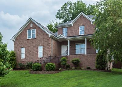 Hendersonville Single Family Home For Sale: 119 Bartlett Ln