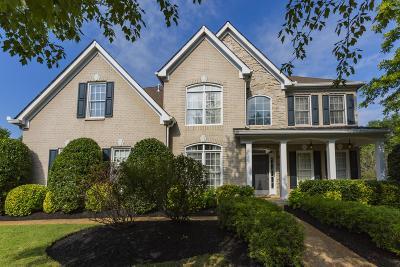 Franklin Single Family Home For Sale: 101 Richards Glen Dr