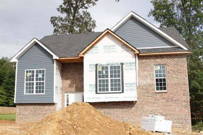 Pleasant View Single Family Home For Sale: 373 Misty Dr
