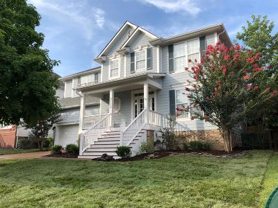 Franklin Single Family Home For Sale: 3112 Brimstead Dr