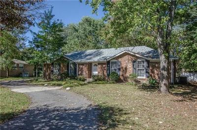 Franklin Single Family Home For Sale: 512 Allen Drive