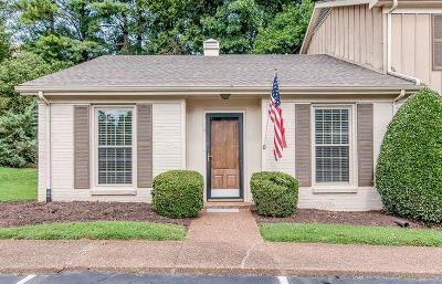 Franklin Condo/Townhouse Under Contract - Not Showing: 1011 G Murfreesboro #G1