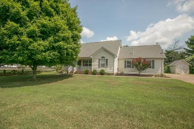 Murfreesboro Single Family Home Under Contract - Showing: 2010 Sterling St