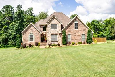 Lewisburg Single Family Home Under Contract - Showing: 834 Joshua Dr