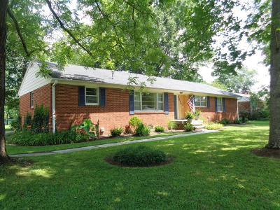 Tullahoma TN Single Family Home For Sale: $145,000