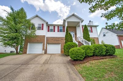 Spring Hill  Single Family Home For Sale: 2712 Mollys Ct
