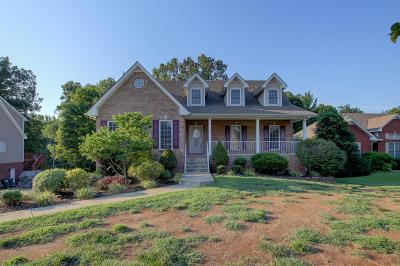 Houston County, Montgomery County, Stewart County Single Family Home For Sale: 265 Fair Haven Dr