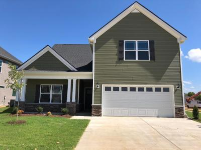 Spring Hill Single Family Home For Sale: 129 East Coker Way Lot 40