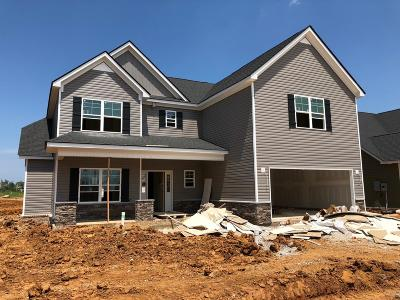 Spring Hill Single Family Home For Sale: 125 E.coker Way Lot 41