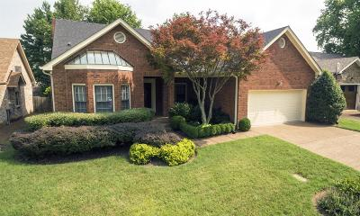 Davidson County Single Family Home For Sale: 1008 St Andrews Pl