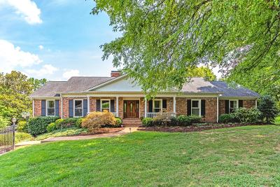 Brentwood Single Family Home For Sale: 1209 Taggartwood Dr