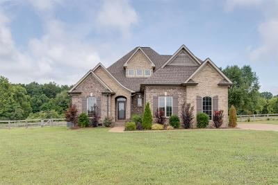 Wilson County Single Family Home Under Contract - Not Showing: 829 Buckshot Ct