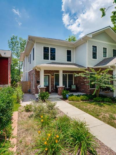 Single Family Home For Sale: 918 B Fatherland St