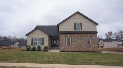 Christian County Single Family Home For Sale: 88 Rose Edd Estates
