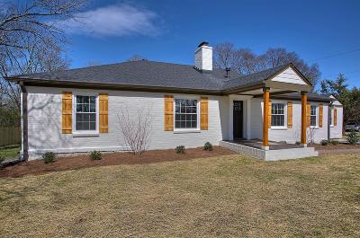 Madison Single Family Home For Sale: 304 Due West Ave
