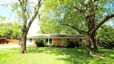 Clarksville TN Single Family Home Under Contract - Not Showing: $145,000