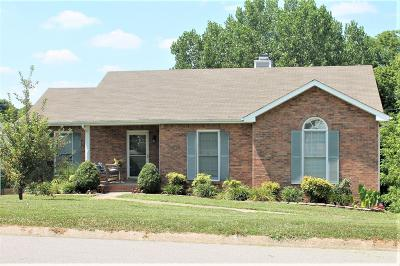 Clarksville Single Family Home Under Contract - Showing: 3115 Arrow Ln