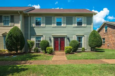 Nashville Condo/Townhouse For Sale: 1012 General George Patton Rd