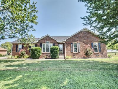 Lebanon Single Family Home For Sale: 1723 Hollow Oak Dr
