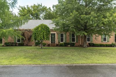 Hendersonville Single Family Home For Sale: 205 Connie Dr